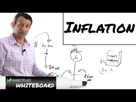 inflation - Most economists agree that inflation of about 2% or 3% annually is a natural function of a growing economy. But people are worried government stimulus measur...