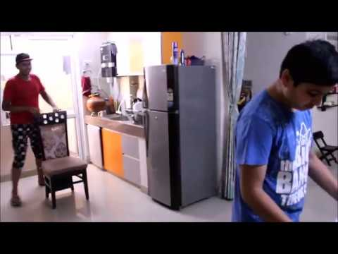 REAL LIFE TRICK SHOT #1 // DUDE PERFECT INDIAN VERSION