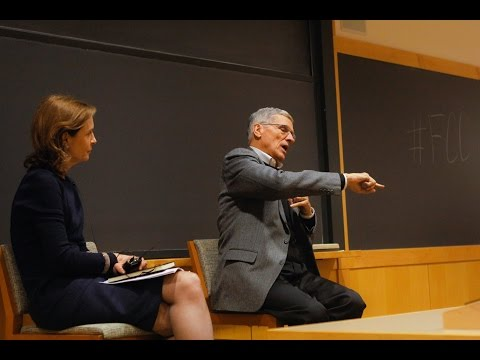 US Communications at a Crossroads: A Conversation with FCC Chair Tom Wheeler