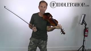 Fiddlerman Master Violin for Anoop