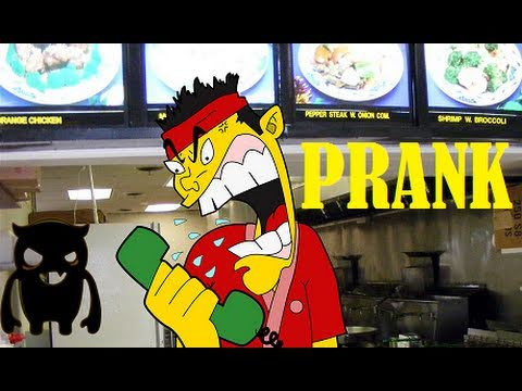 Angry Asian Restaurant Soda Prank (ft. Buk Lau)