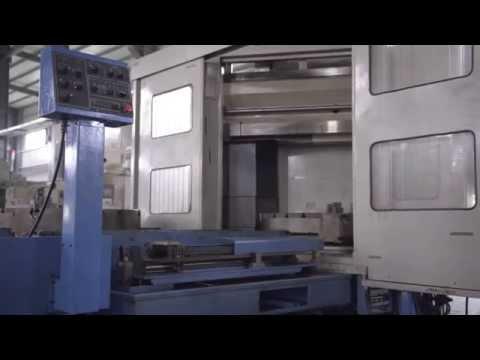 CNC Vertikal-Drehmaschine MAZAK A-16 M/C 1985
