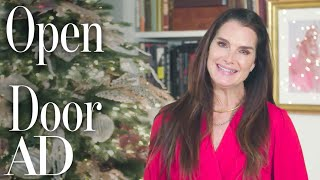 Brooke Shields Reveals Her Home Decor for the Holidays   Celebrity Homes   Architectural Digest