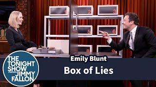 Video Box of Lies with Emily Blunt MP3, 3GP, MP4, WEBM, AVI, FLV Maret 2019