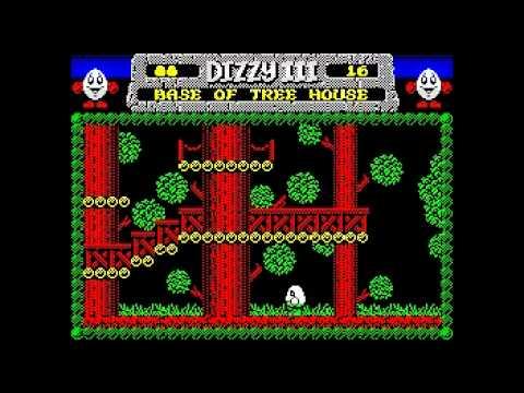 Fantasy World Dizzy ZX Spectrum Playthrough