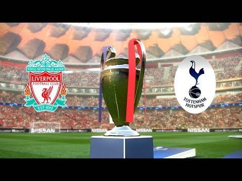 Liverpool Vs Tottenham (AI Vs AI) UCL Final 2019 | Penalty Shootout