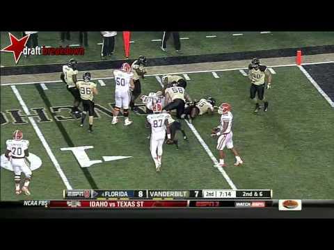 Andre Hal vs South Carolina Florida & North Carolina State 2012) video.