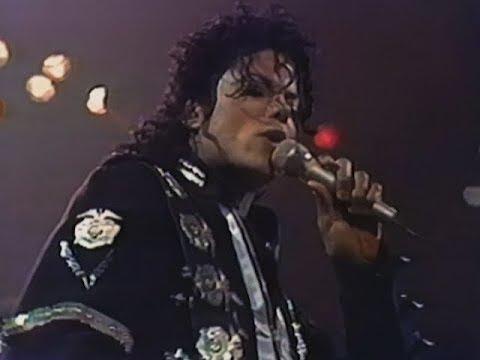 Michael Jackson - Live At Wembley (July 16, 1988)
