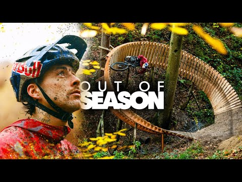 Mouth-Watering MTB Creativity   Kriss Kyle Out Of Season