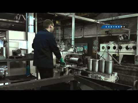 Производство гильзы. Механическая обработка.