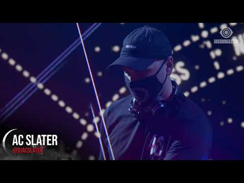 AC Slater with Kaleena Zanders & Young Lyxx for Night Bass Livestream (October 2, 2020)