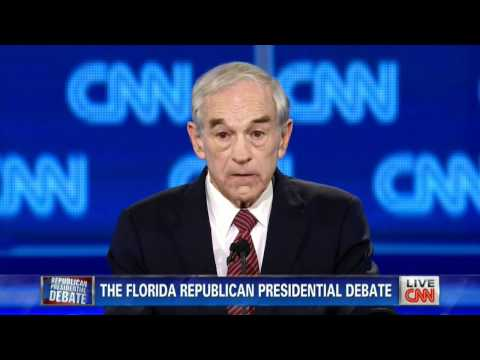 Republican - Time: 08:00 PM (20:00) EST on Thursday, January 26th, 2012 Location: University of North Florida in Jacksonville, Florida Broadcast: CNN Sponers: Republican ...