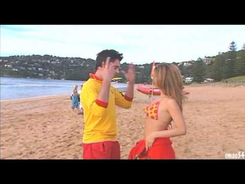 Tammin Sursok - Bikini scene in Home & Away