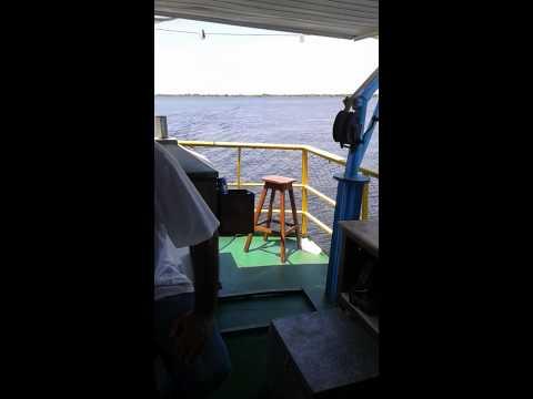 Pescaria barco porto murtinho