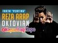 Reza Arap Oktovian  Beri Tantangan Untuk Han Yoo Ra