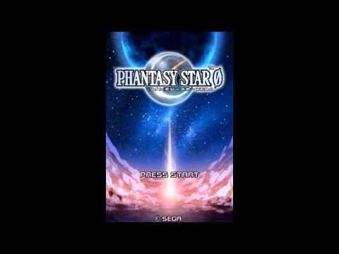 Phantasy Star Zero Mini Nintendo DS