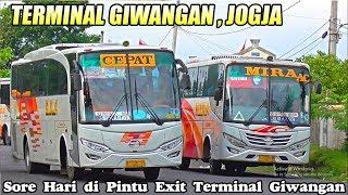 Video RAMAINYA, Berbagai Macam Bus EXIT Terminal Giwangan, Jogja MP3, 3GP, MP4, WEBM, AVI, FLV Mei 2019
