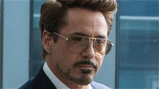 Audi May Have Spoiled Who Saves Tony Stark In Avengers 4