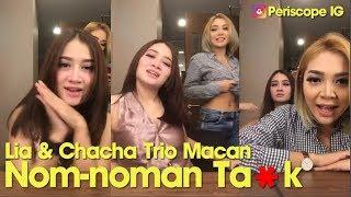 "Video Lia & Chacha ""Nom-Noman Ta*k tapi Syantik"" #TrioMacan MP3, 3GP, MP4, WEBM, AVI, FLV Desember 2018"