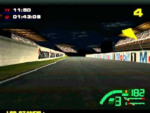 24 Heures du Mans Game Boy
