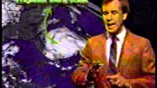 WVIT 30 Hartford CT  1986  Weather