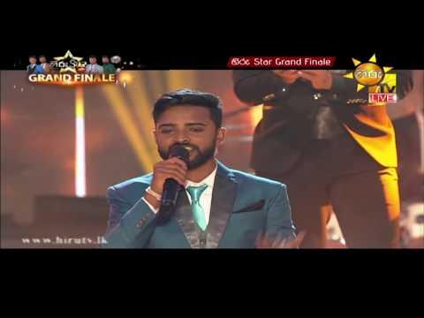 Mangala Denex from Batapola wins the prestigious HIRU STAR award