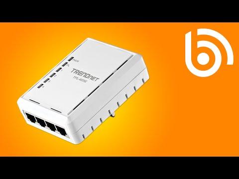 TRENDnet TPL-405E