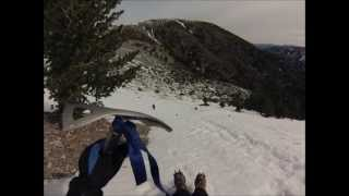 Mt Baldy GoPro Time-lapse - Feb 2013