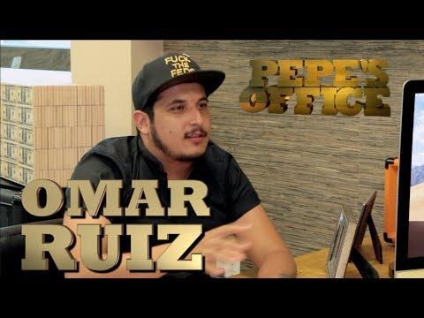 OMAR RUIZ ESTRENA NUEVO MATERIAL - Pepe's Office - Thumbnail
