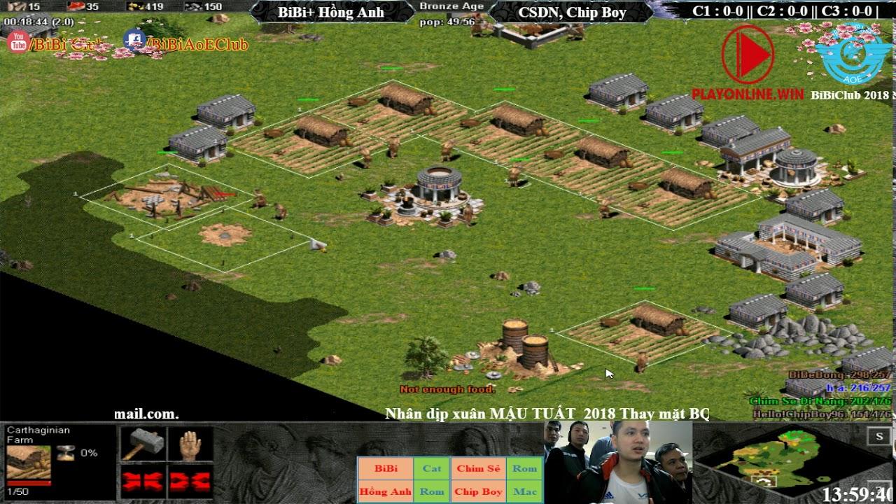 2vs2 Random | Liên Quân vs GameTV | Ngày: 07-02-2018. BLV: Có Bình Luận