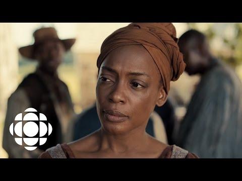 Aunjanue Ellis & Lyriq Bent on The Book of Negroes' Love Story | CBC Connects