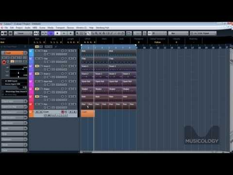 Cubase Tutorial – How to Make Deep House Drums Like MK with Musicology Online's Nick Hussey (Free)