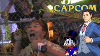 Capcom at E3 2013
