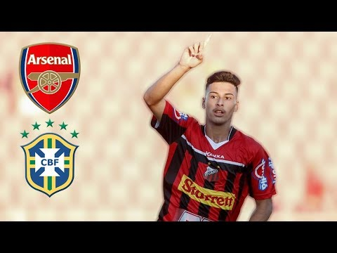 GABRIEL MARTINELLI • Welcome To Arsenal FC • Ituano FC • Goals & Skills