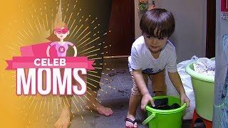 Video Celeb Moms: Jessica Iskandar | Putraku Rajin Banget - Episode 195 MP3, 3GP, MP4, WEBM, AVI, FLV September 2018