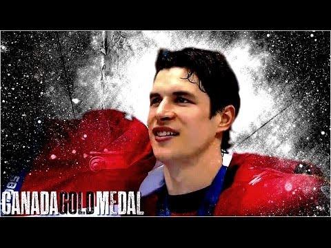 2014 Olympics Hockey: Canada Gold Medal [HD]