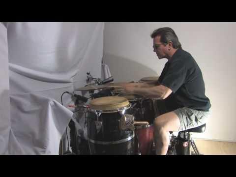Larry Marc Aurele Time & Clave + Groove Variat~
