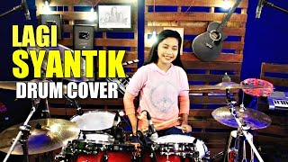 Video Siti Badriah - Lagi Syantik DRUM COVER by Nur Amira Syahira MP3, 3GP, MP4, WEBM, AVI, FLV Juni 2018