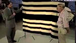 Amazing Reaction From Old Man When He Finds Out What His Navajo Blanket Is Worth