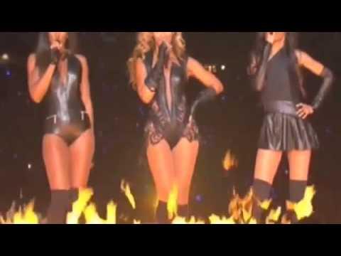 Beyonce Super bowl Halftime Show 2013