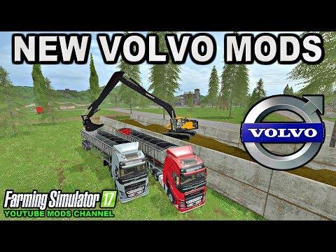 Volvo EC300E Pack v1.0