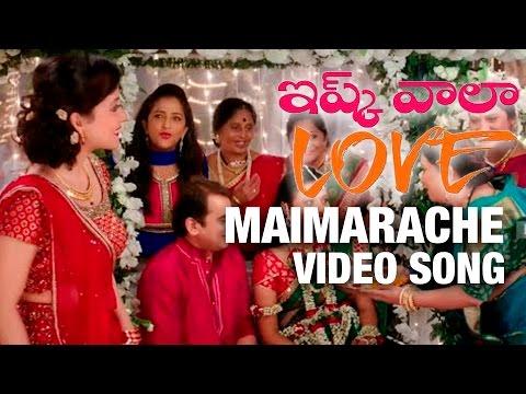 Video Maimarache Marache Video Song - Ishq Wala Love Movie - Renu Desai, Adinath Kothare, Sulagna download in MP3, 3GP, MP4, WEBM, AVI, FLV January 2017