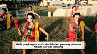 Ragam Indonesia : Tari Kipas Pakarena