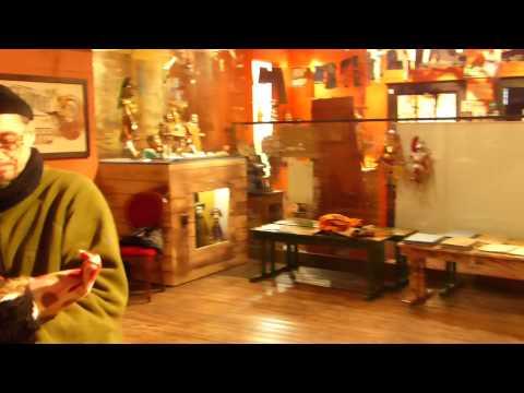 il museo delle marionette e burattini a Ravenna