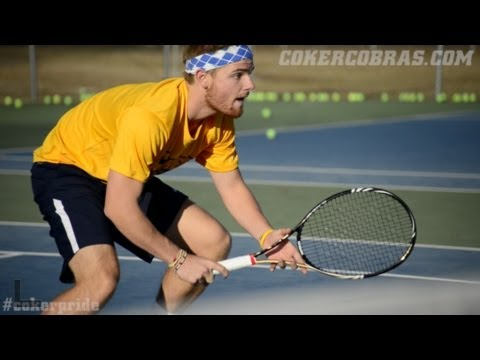 2014 Coker College Men's Tennis