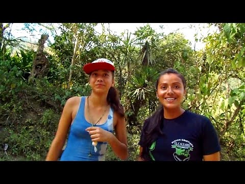 Awesome Guatemala Jungle Hitchhiking Adventure!!
