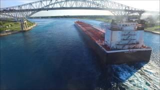Port Huron (MI) United States  city photos gallery : American Integrity - Downbound Port Huron, MI 9-10-2015