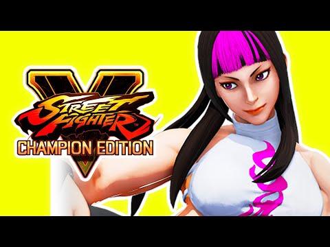 Juri COSTUMES Part 1 - Street Fighter V