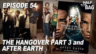 Video Half in the Bag Episode 54: The Hangover Part III and After Earth MP3, 3GP, MP4, WEBM, AVI, FLV Agustus 2018