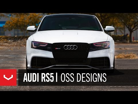 Audi   RS5 Tuned | By OSS Designs